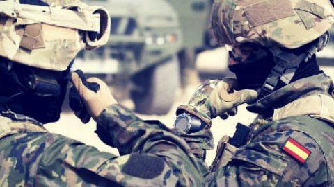 Si estás pensando en pertenecer a las Fuerzas Armadas… necesitas el inglés SLP