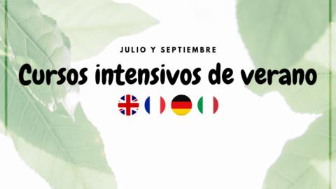 Cursos intensivos de Inglés en verano ¿Por qué?
