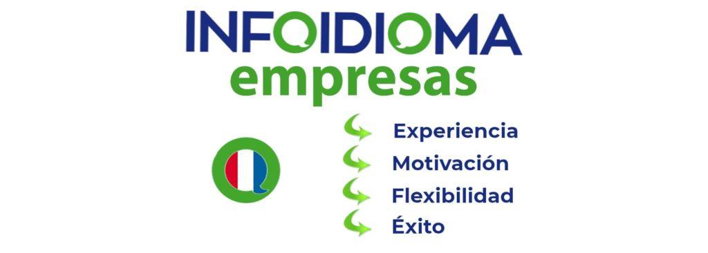 curso de francés para empresas en infoidioma