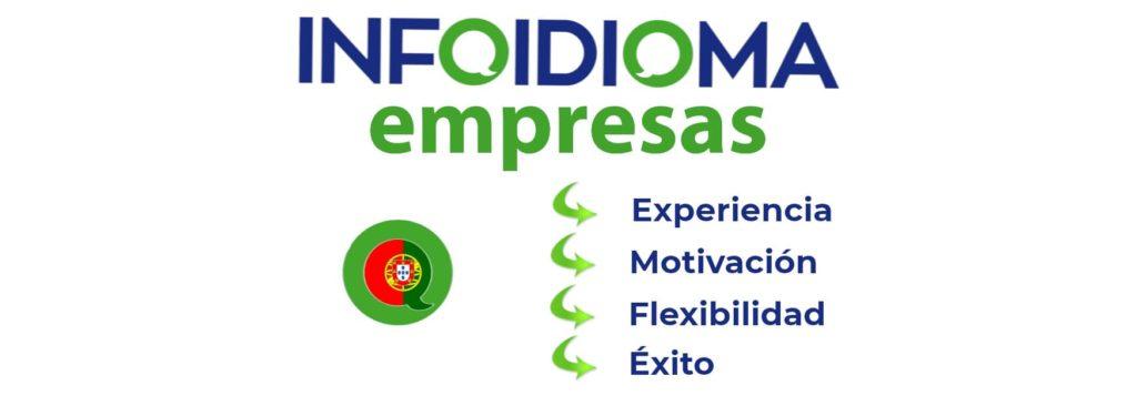 curso de portugués para empresas en infoidioma